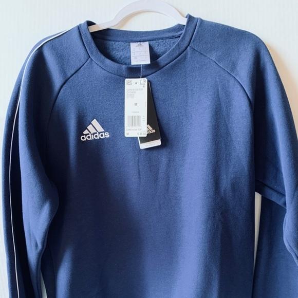adidas Shirts   Soccer Mens Soccer Core18 Sweat Top   Poshmark 0f8a2cff2788